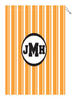 Monogrammed Tennessee Laundry Bag for Him