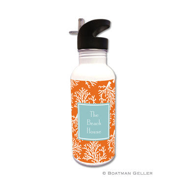Coral Repeat Water Bottle