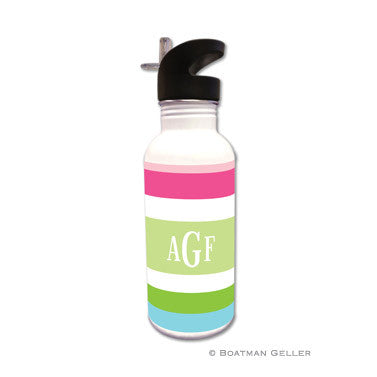 Espadrille Preppy Water Bottle