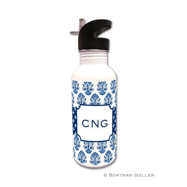 Betti Navy Water Bottle
