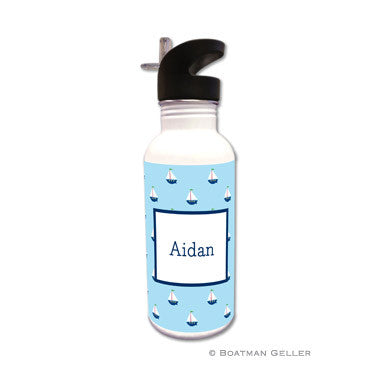 Little Sailboat Water Bottle