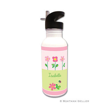Garden Water Bottle