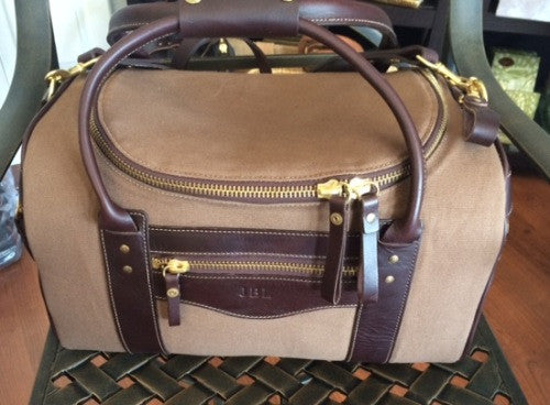 Small Tavel Duffle