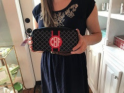 Monogrammed Accessory Bag