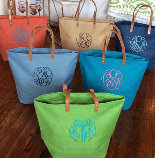 Jute Totes just wanna have fun!