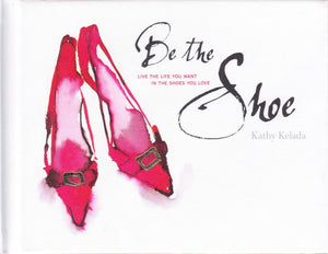 """Be the Shoe"" Book"