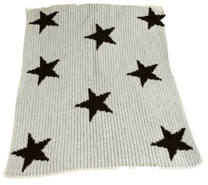 Acrylic Floating Stars Blanket
