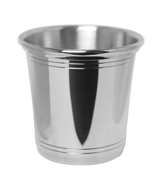 Engraved Carolina Pewter Julep Cup