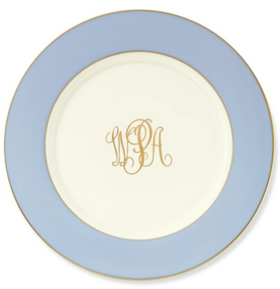 Pickard Charger Plate- Set of 4  sc 1 st  The Monogram Merchant & 2018 Dining Plates Tagged
