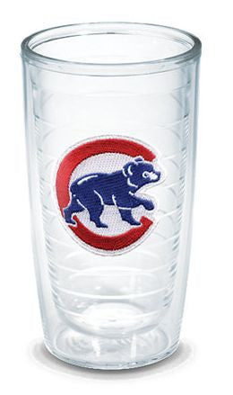 Monogrammed Chicago Cubs Tervis Tumbler