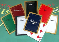 Personalized Diplomat Playing Cards