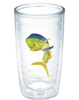 Monogrammed Guy Harvey Real Dorado Tervis Tumbler