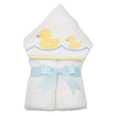 Yellow Duck Everykid Towel