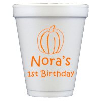 Personalized Foam Cups (10oz)
