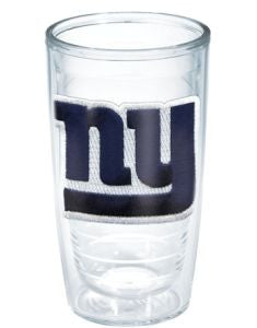 Monogrammed New York Giants Tervis Tumbler