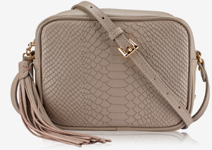 Madison Crossbody Embossed