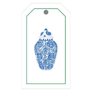 Ginger Jar Gift Tag