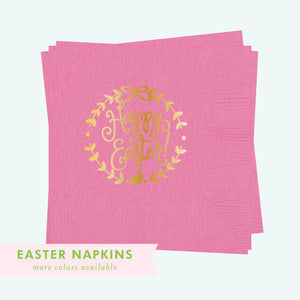 Easter Cocktail Napkins