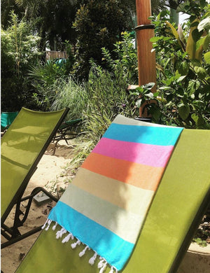 High Tide Turkish Towel