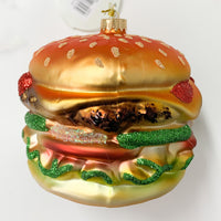 Big Burger Ornament