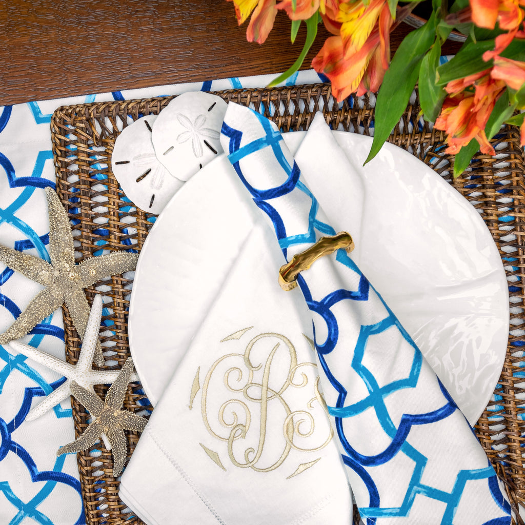 Framework Lattice Napkin (Set of 4)