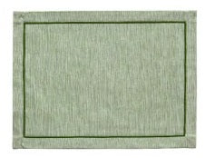 Grasscloth Jungle Placemat