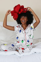 Tis the Season Capri Pajama Set