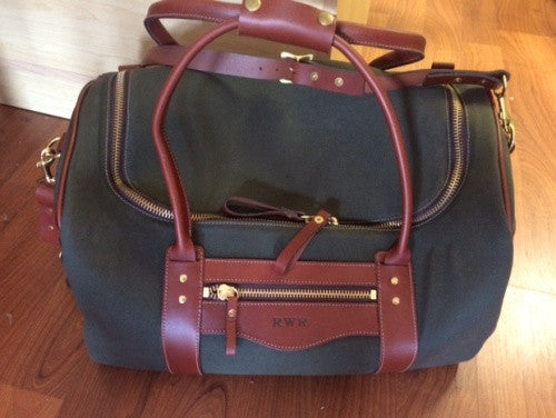 Medium Tavel Duffle