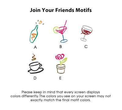 Join Your Friends List - White REFILL