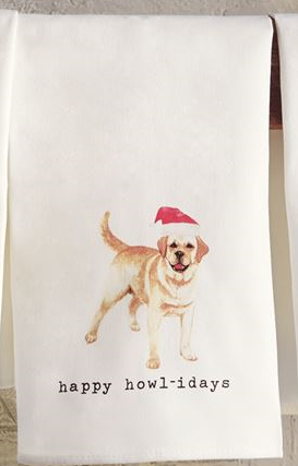 Pet Watercolor Towels
