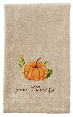 Thankful Fall Towel