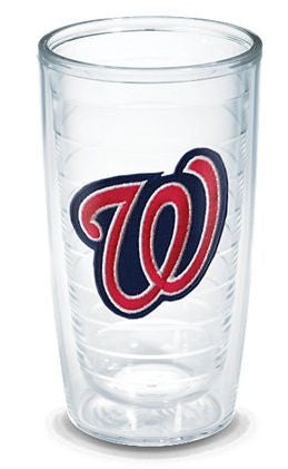 Monogrammed Washington Nationals Tervis Tumbler