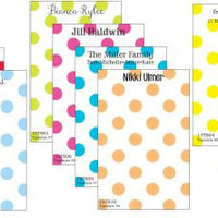 Personalized New Spot Notepad Collection