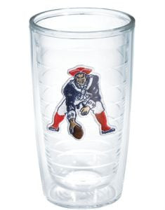 Monogrammed New England Patriots Legacy Tervis Tumbler