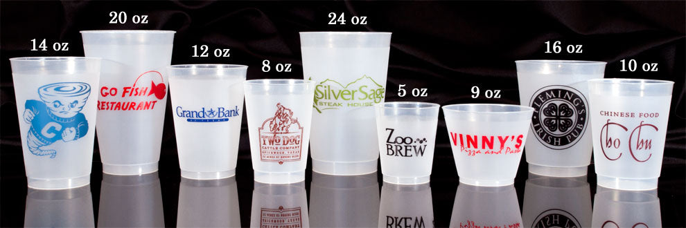 Personalized Shatterproof Cups (12oz)