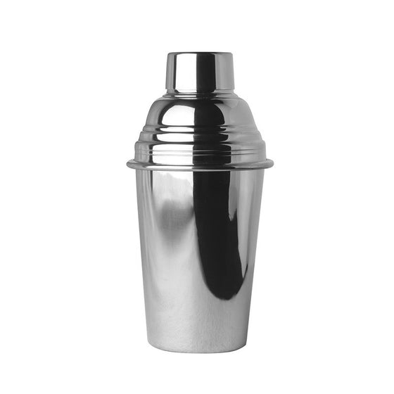 Pewter Monogrammed Cocktail Shaker