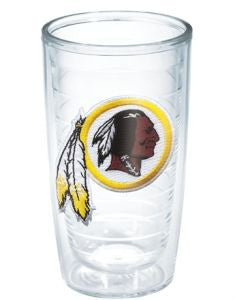 Monogrammed Washington Redskins Tervis Tumbler