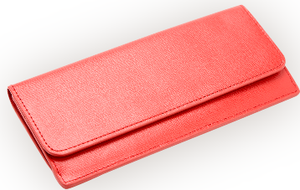 RFID Blocking Credit Card Clutch