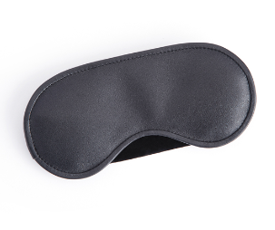 Eye Mask in Genuine Leather