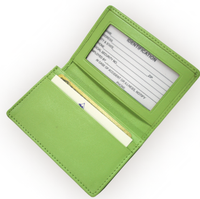 Card Case with ID Display