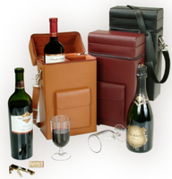 Double Wine Carrying Case