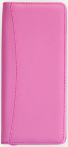 Executive Zippered Travel Document Passport Case