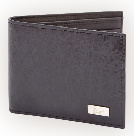RFID Blocking Bifold Wallet