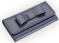 RFID Blocking 'Bow' Wallet