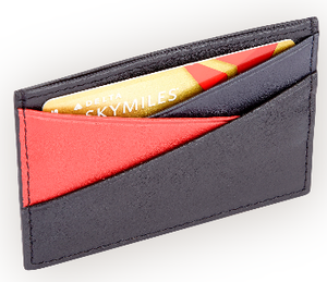 RFID Blocking Contrast Wallet