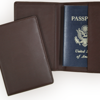 RFID Blocking Passport Case