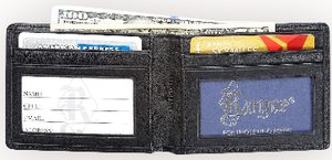 RFID Blocking Slim Bifold