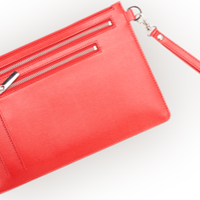 RFID Blocking Zip Document Organizer