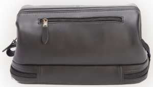 Toiletry Bag with Bottom Compartment
