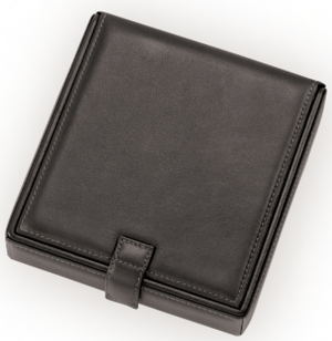 Travel Cufflink Watch Case